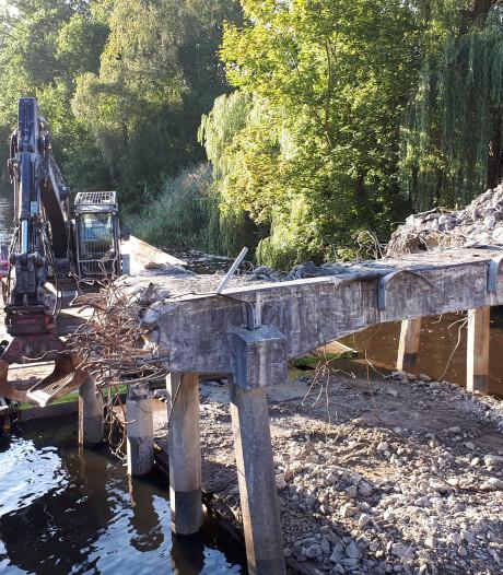 Maatregelen bij Reggebrug in Nijverdal