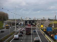 'Verbied trucks in de spits in te halen'