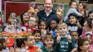Al 30 Brusselse scholen tonen hun Rode Neus voor het goede doel