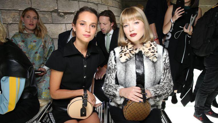 Alicia Vikander en Léa Seydoux