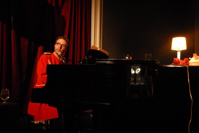 Muzikaal leider Huibert Wilschut