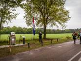 Sobere eerste kranslegging in Riethoven