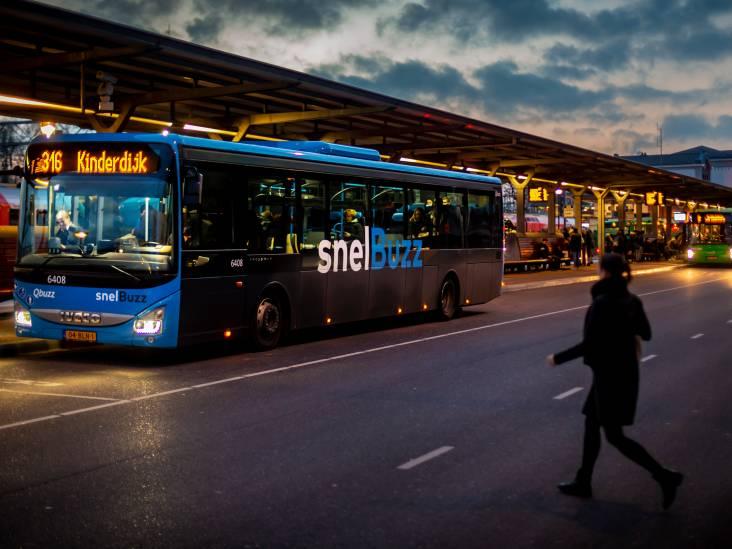 'Driekwart reist minder met de bus na komst Qbuzz'