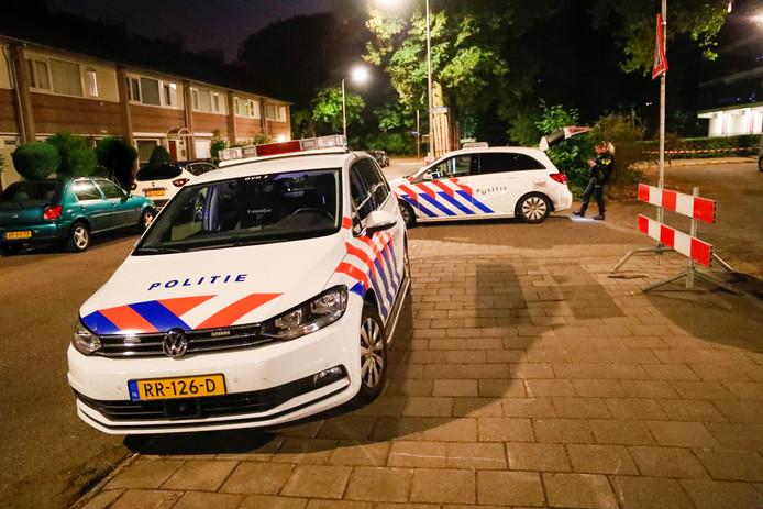 Melding schietpartij aan de Venuslaan in Eindhoven.