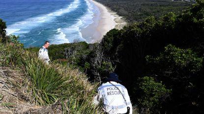 Klimmers, duikers en drones ingezet bij zoektocht naar vermiste Théo in Australië
