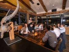 Over de Tong: Eetcafé 't Kraantje in Zwartsluis
