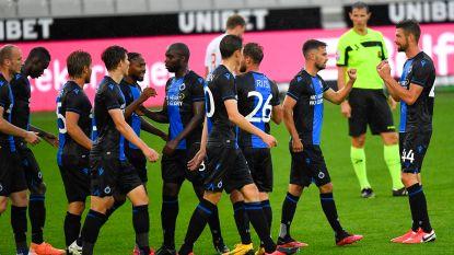 5 vaststellingen bij Club Brugge 5 dagen voor de bekerclash tegen Antwerp