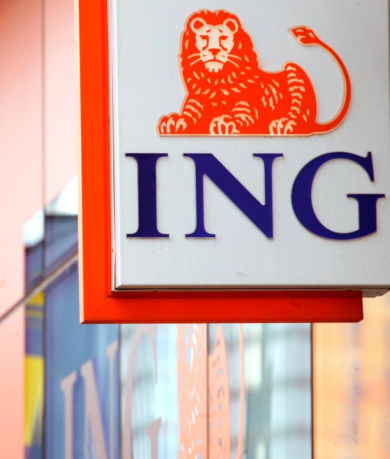 De Nederlandse bank ING is ook in Vlaanderen actief.