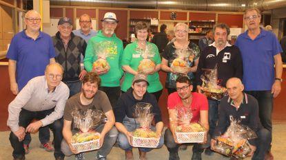 De Chapookes winnen  toernooi van petanqueclub Paviljoen