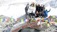 Missie geslaagd! Belgian Tornados bereiken Basecamp van Mount Everest
