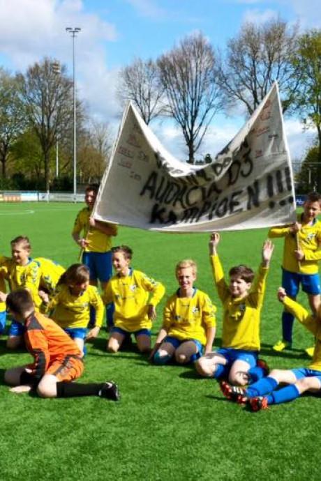 Audacia wil in Moergestel ook wel een nieuw sportpark