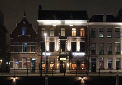 Oud Bredaas hotelpand wordt Café Lievense