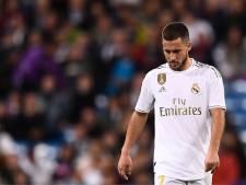 Eden Hazard, le plus mauvais départ d'un Galactique au Real