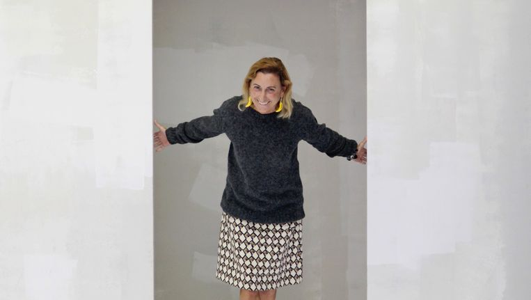 Miuccia Prada. Beeld Team Peter Stigter