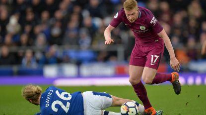 De Bruyne vijzelt na nieuwe masterclass in passing statistiek nog wat op en kan volgende week titel pakken in derby tegen Man United