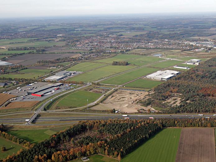 Het crossterrein van Motorcrossclub de Kempen ligt bij het Kempisch Bedrijvenpark in Hapert.
