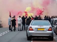 Politie Utrecht druk met overlastgevende trouwstoeten
