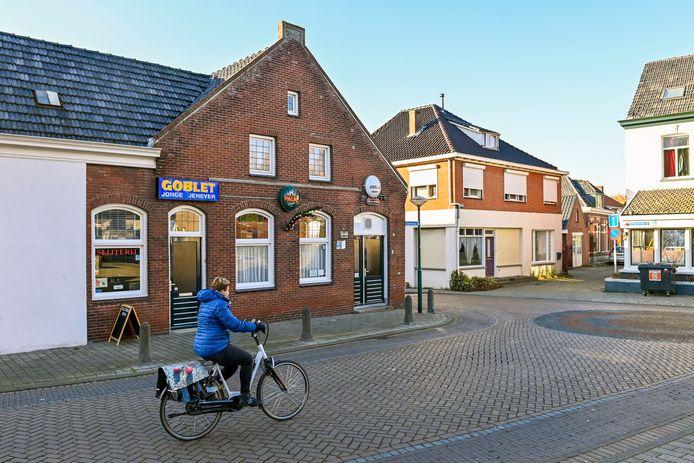 Zaal De Vrede van André en Ineke van Gorsel, tegenover de kerk in Ossendrecht, sluit eind dit jaar definitief de deuren.