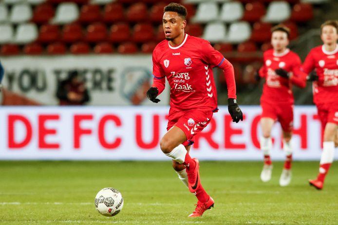 Jong FC Utrecht eindigt definitief op de laatste plaats in de Jupiler League.