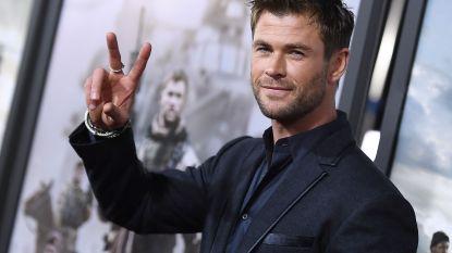 """Chris Hemsworth: """"Miley is een top schoonzus"""""""
