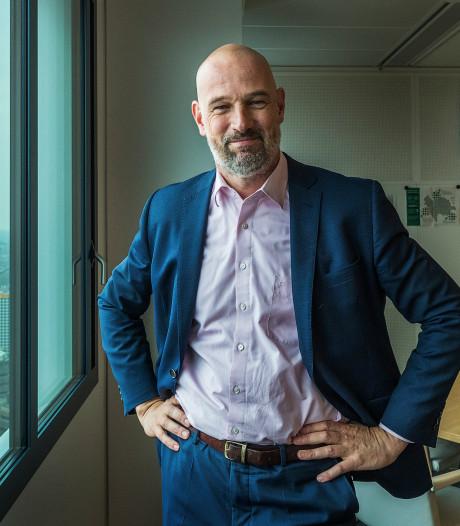 Wethouder Victor Everhardt verruilt na negen jaar Utrecht voor Amsterdam