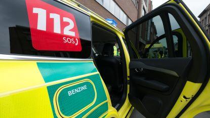 Motorfietser (52) gewond bij aanrijding