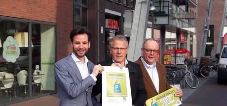 Aftellen naar 1 april: gratis parkeren in Deurne