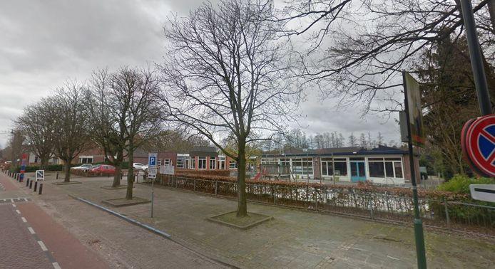 Basisschool Sint Servatius aan de Dorpsstraat in Borkel en Schaft.