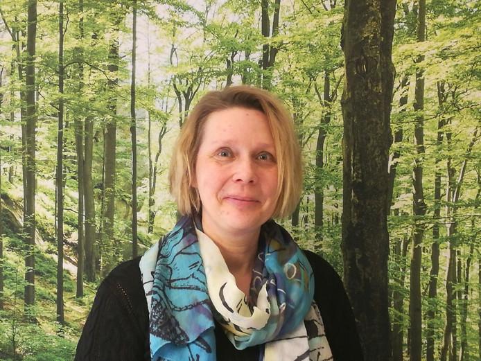 Petra Mennes werkt voor de LEVgroep en voor Deurnevoorelkaar.