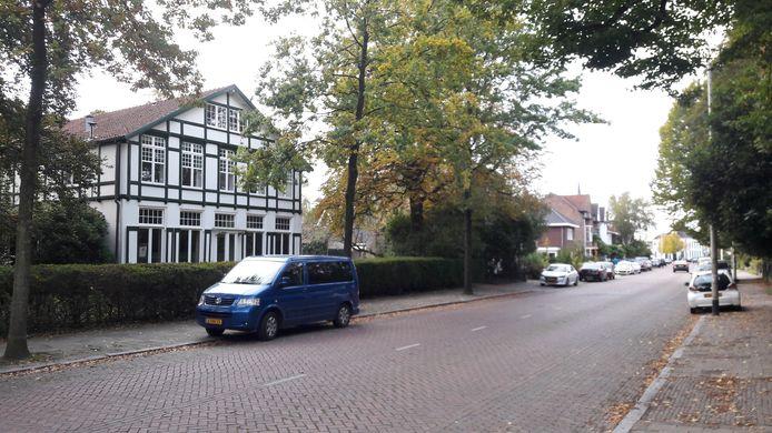 Villa De Haghe aan de Haagweg in Princenhage.