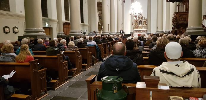 Herdenking Kristallnacht in Breda