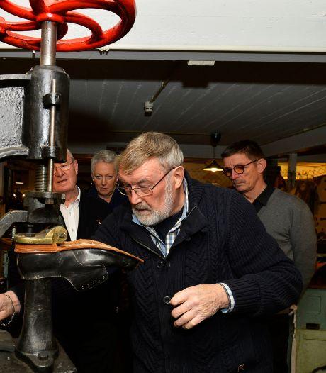 Utrechts bureau aan de slag met schoenmuseum