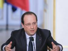 """Hollande sur Gayet: """"Je ne vais pas la sortir tout de suite"""""""