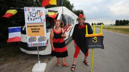 Tourduivel trekt met duivelin naar Ronde van Frankrijk