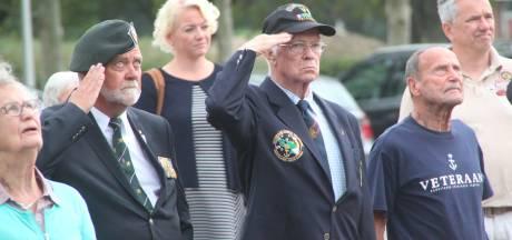 Eerbetoon aan Berkellandse veteranen op Kamp Holterhoek