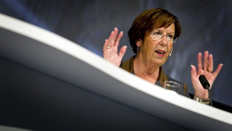 Annemarie Jorritsma is de voorzitter van de VNG Beeld anp