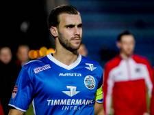 Aanvoerder Verbeek lijkt onhoudbaar voor FC Den Bosch