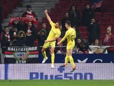Girona knikkert Atlético uit Copa del Rey na spektakelstuk