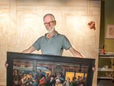 Schilderij van Marius (62) uit Ugchelen gaat naar Rijksmuseum