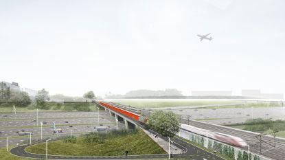 'Missing link' eindelijk weggewerkt: dinsdag starten voorbereidende werken voor fietsbrug over Brusselse ring
