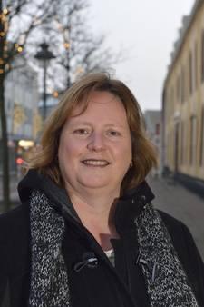 Voormalig wethouder Daphne Bergman ereburger van Gouda