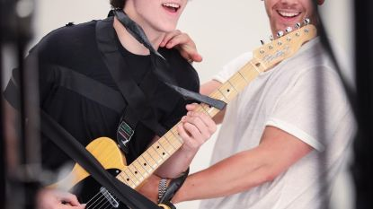VIDEO. Zo reageerde de vierde Jonas Brother op hun muzikale comeback