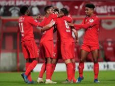 FC Twente boekt klinkende zege na foutenfestival PEC