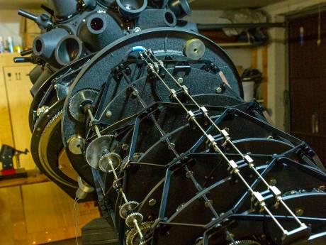 Nieuw leven voor oude Planetarium in Museon: De magie werkt nog steeds'