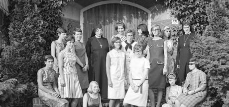 Wie zat in 1964 in de examenklas van dit Eindhovense pensionaat?