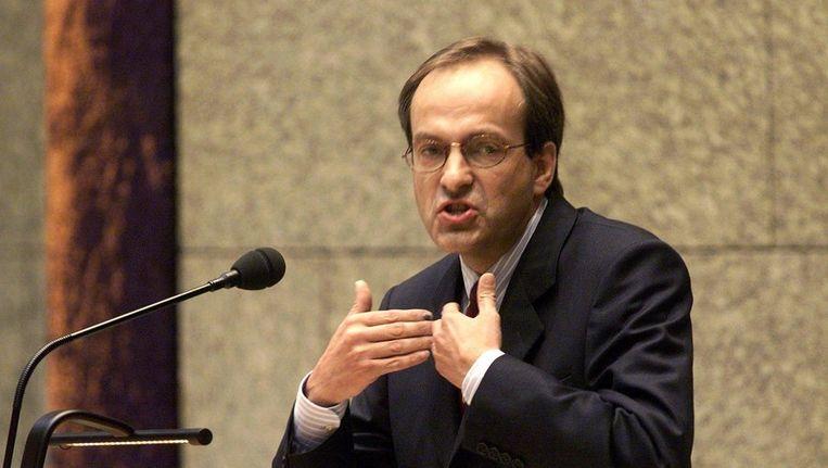 Ad Melkert in 1999 Beeld ANP