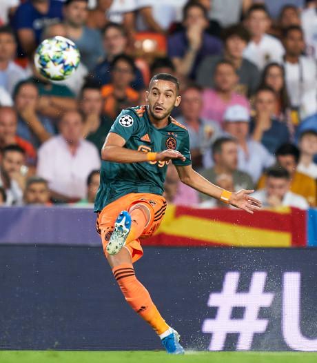 UEFA nomineert Ziyech voor doelpunt van de week