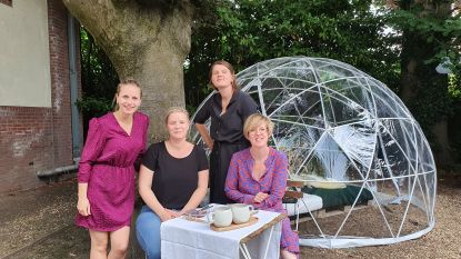 """FAME Travel Designers gooit het over andere boeg: """"Unieke feesten voor bubbels van tien en overnachten in garden iglo of glampingtenten"""""""