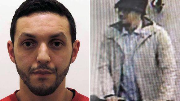 Mohamed Abrini, het brein achter de aanslagen van 22 maart in Brussel.