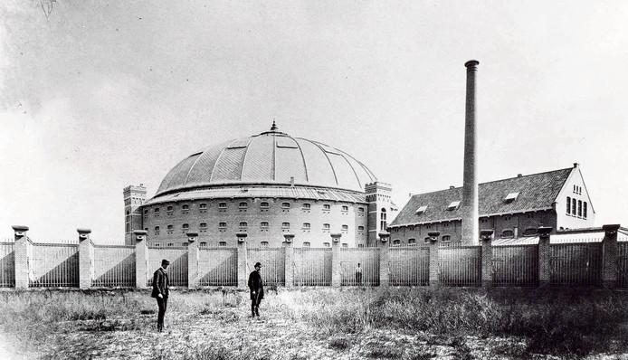 De Koepelgevangenis in Breda